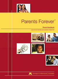 Parents forever handbook cover
