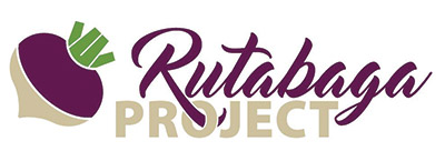 "Logo: ""Rutabaga Project"""
