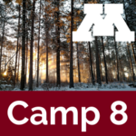 University of Minnesota Extension Camp 8 podcast icon.