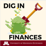 Dig In Finances podcast icon