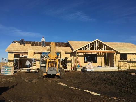 Balaton Eastbay subdivision construction project