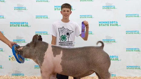 4-H at the state fair - results and photos