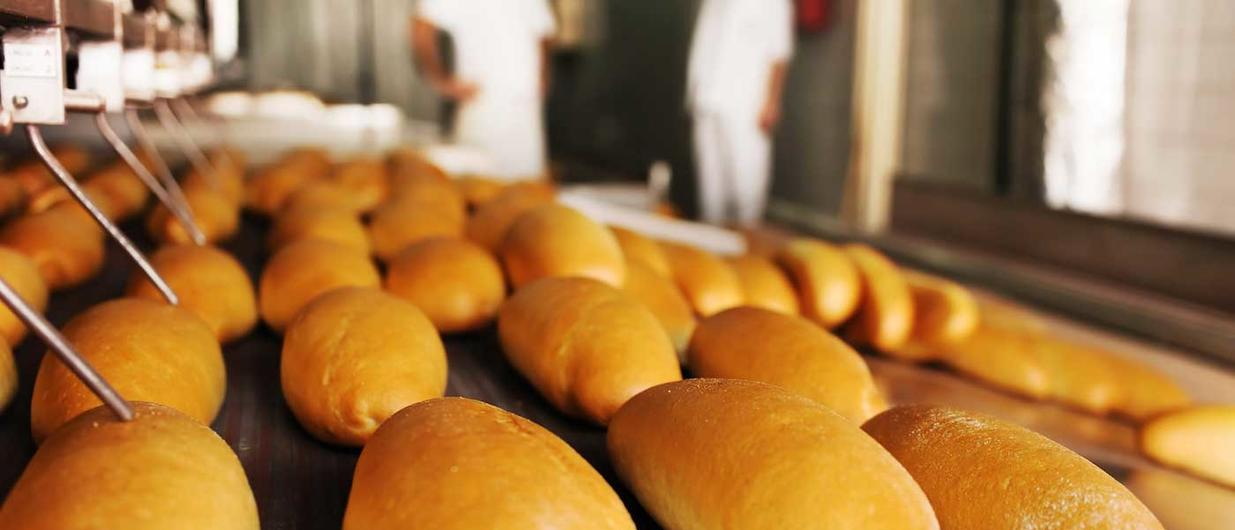 Bread roles in production.