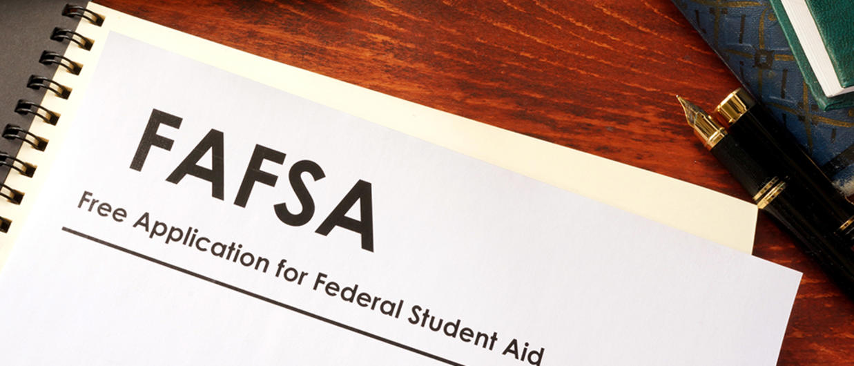 FAFSA booklet