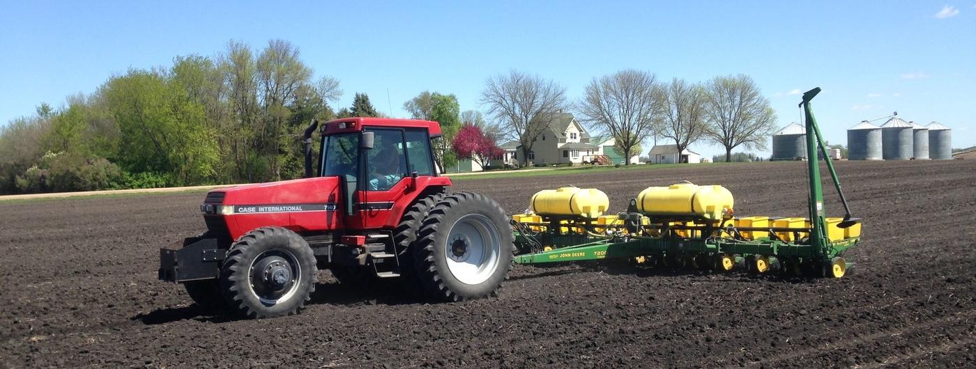 Corn Planting UMN Extension