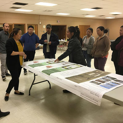 Hmong community giving plan feedback