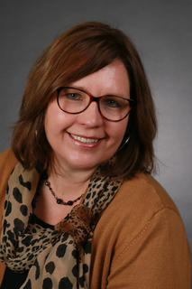 Holli Arp, Extension program leader