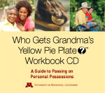 Who Gets Grandma's Yellow Pie Plate?™ Workbook cd